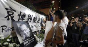 چین: سوگواری در مرگ لیو دخالت در امور داخلی کشور ماست