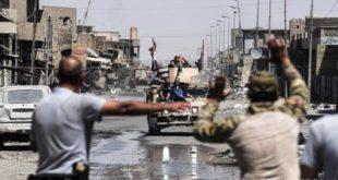 نبرد در خیابانهای موصل برای بازپسگیری آخرین سنگرهای داعش