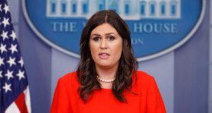 سخنگوی کاخ سفید: دولت از تحریم علیه ایران، روسیه و کره شمالی حمایت میکند