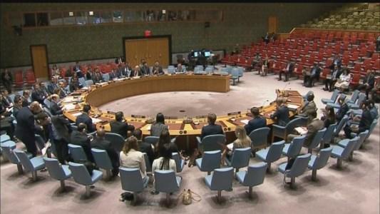 شورای امنیت سازمان ملل متحد،