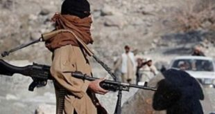 ادارات دولتی دو شهرستان در افغانستان به دست طالبان افتاد