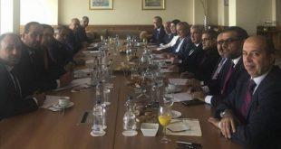 تاکید وزارت خارجه ترکیه بر حمایت از ائتلاف ملی سوریه