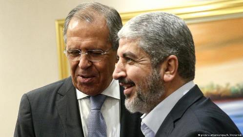 روسیه - حماس
