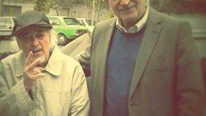 کتر محمد ملکی و محمد نوری زاد