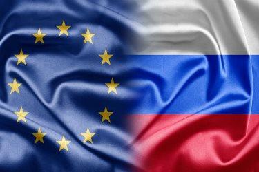 روسیه,  اتحادیه اروپا