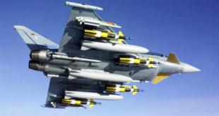 قطر همچنان اسلحه میخرد، این بار ۲۴ جنگنده تایفون