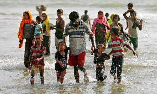 مسلمان روهینگیا