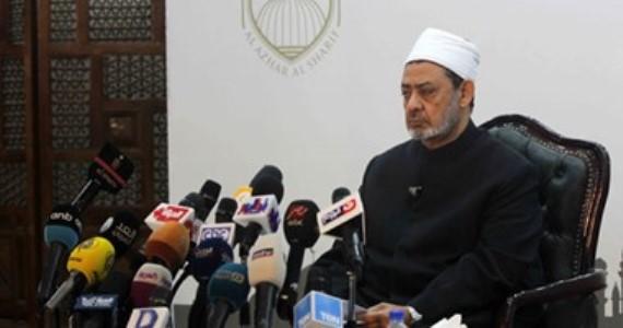 احمد الطبیب شیخ الأزهر