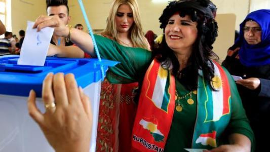همه پرسي استقلال در كردستان عراق