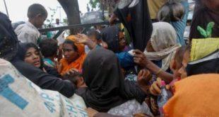 اقلیت مسلمان روهینگیا بر