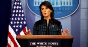 هیلی به العربیه: ایران بعد از داعش در سوریه هیچ نقشی ندارد