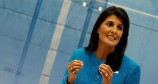 نیکی هیلی: شورای امنیت درباره کره شمالی ناتوان است، شاید آن را به پنتاگون بسپاریم