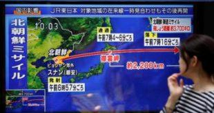 پرتاب موشک جدید کرۀ شمالی از سوی چین و روسیه محکوم شد
