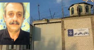 رضا اکبری منفرد: پس از ۴۰ روز اعتصاب غذا زندانیان در معرض اقدامات انتقام جویانه مسئولین زندان هستند