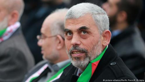 یحیی سنوار، رهبر حماس