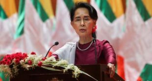 سوچی سرانجام خشونت علیه مسلمانان روهینگیا را محکوم کرد