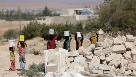 غیرنظامیان سوریه