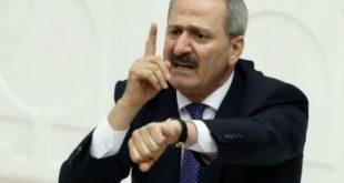 محمد ظفر چاگلایان وزیر اقتصاد پیشین ترکیه