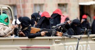 زنان ایرانی و لبنانی، به زنان حوثی آموزش نظامی میدهند