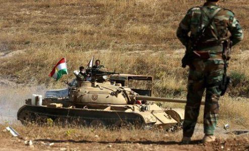 پیشمرگههای اقلیم کردستان عراق