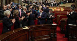 پارلمان اقلیم کاتولونیای