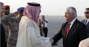سفر وزیر خارجه آمریکا به عربستان برای مقابله با نفوذ ایران