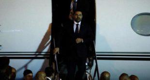 سعد حریری به لبنان بازگشت