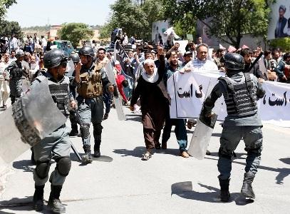 اعتراضات اجتماعی