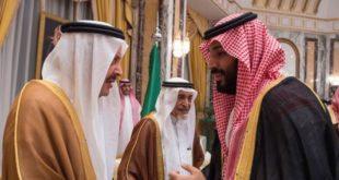 محمدبن سلمان، ولیعهد عربستان