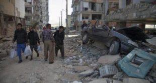 زلزله کرمانشاه, لرزش ساختار ولایت فقیه : هادی محسنی
