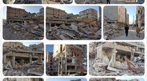 زلزله در ایران- شماره ۴ پس از گذشت یک هفته اكثر مناطق زلزله زده نه آب دارد نه برق و نه چادر به مردم داده شده است خطر شيوع وبا و بيماريهاي مسري