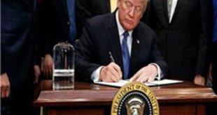 پرزیدنت ترامپ لایحه بودجه دفاعی ۷۰۰ میلیارد دلاری آمریکا را امضا کرد