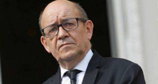 فرانسه :مخالف هرگونه حضور محوری رژیم ایران از مدیترانه تا تهران بوده و خواهان خروج نیروهای سپاه پاسداران از سوریه شد    .
