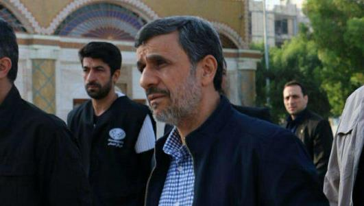 احمدینژاد،