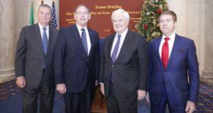 سنای آمریکا – کنفرانس در سالن تاریخی کندی: سیاست آمریکا در رابطه با ایران مسیر رو به پیش