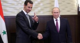 پوتین در سوریه: دو پایگاه دریایی و هوایی خود را برای همیشه حفظ خواهیم کرد