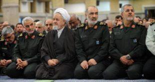 نماینده خامنهای در سپاه: موشک فجر نبود غزه نابود میشد