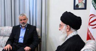 حماس در نامه به خامنهای از «حمایتها و هدایتهای ایران» قدردانی کرد