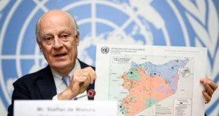 نماینده سازمان ملل: جنگ سوریه به یکی از «خطرناکترین لحظات» رسیده است