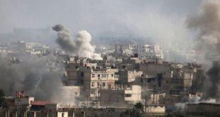 هشدارآمریکا ضمن محکوم کردن حملات به غوطه : «مسکو و تهران از کمک به اسد دست بردارند »