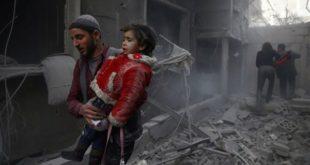 کمیساریای عالی حقوق بشر: حملات دولت سوریه به غیرنظامیان میتواند جنایات جنگی تلفی شود