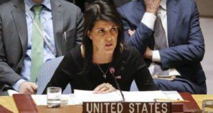 نیکی هیلی: حکومت ایران سرمنشاء مصائب انسانی در خاورمیانه است