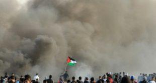 خشم فلسطینیان از انتقال سفارت آمریکا به بیتالمقدس در روز «نکبت»