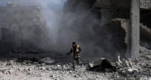 چیزی شبیه قیامت، رهآورد موشکهای شیمیایی اسد برای کودکان خانشیخون