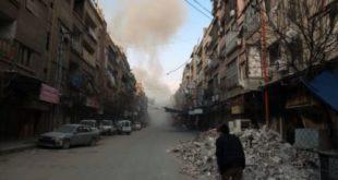 «حملات جدید» در غوطه شرقی، بهرغم تأکید شورای امنیت بر آتشبس